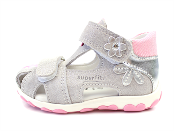 a98aad5e8a73 Superfit sandal Fanni silber