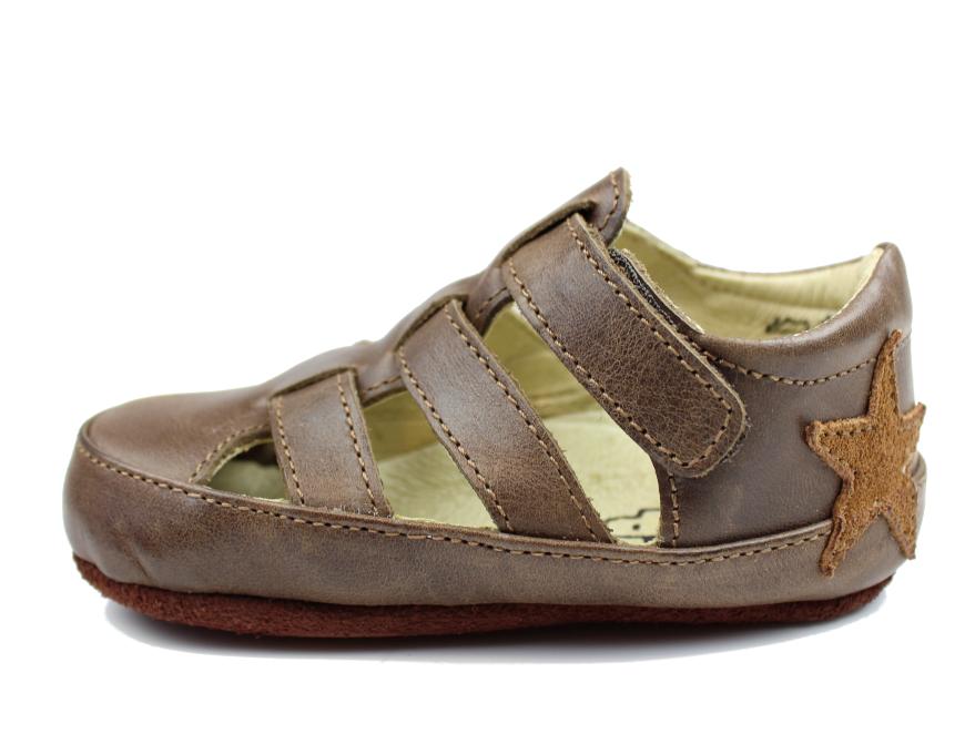 f26322352472 Arauto RAP babysandal brun