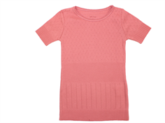 Noa Noa Miniature Doria t-shirt dusty cedar
