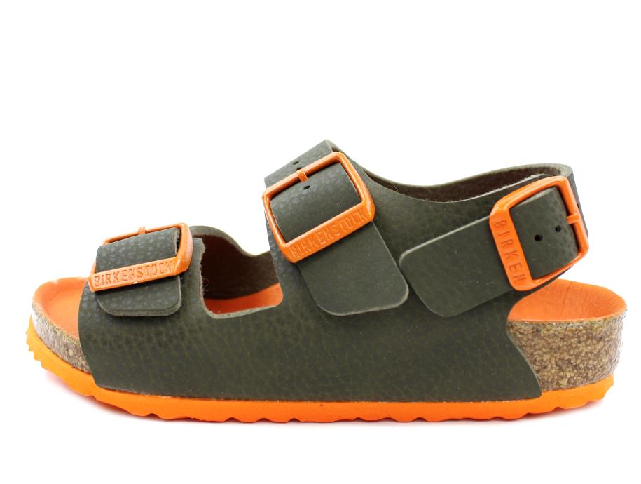 1fc0fd987e9 Birkenstock sandal Milano | Deser Soil Green | Tilbud- spar masser af penge  i vores sommerudsalg