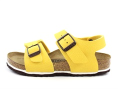 Birkenstock New York sandal desert soil vibrant curry