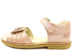 a6eb22774296 Arauto RAP sandal star peach med blomst (smal)