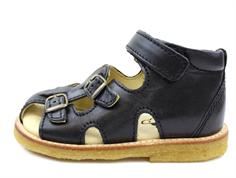 42d42797c9fb Arauto RAP sandal black med spænder og velcro