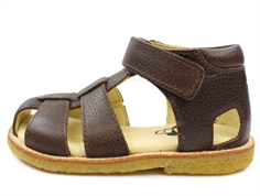 Arauto RAP sandal dark brown med velcro