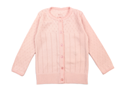 Noa Noa Miniature cardigan Doria rose tan