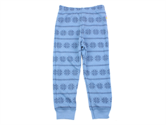 Joha leggings blue snowflake uld