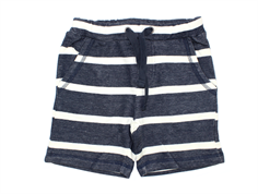 Wheat sweatshorts Bendix navy striber