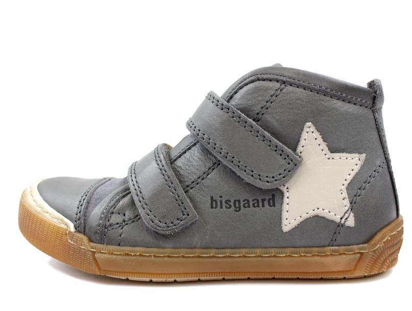 06196762a2f Bisgaard sko grå med stjerne | 40704.218 403 Grey