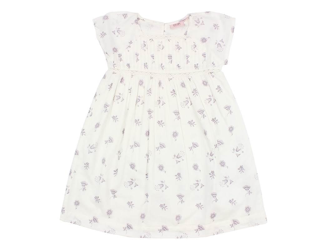 6e333e5ff3e Noa Noa Miniature baby kjole chalk | 3251 | UDSALG