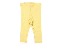 Wheat leggings rib sahara sun