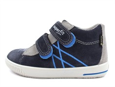 Superfit sneaker Moppy grau med GORE-TEX