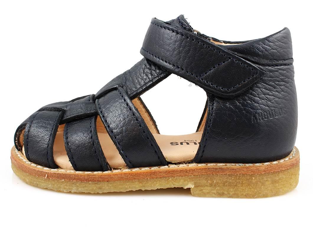 3cb14412eb5 Extreme Angulus sandal blå | 5019 navy | str. 21-24 | Udsalg XZ16