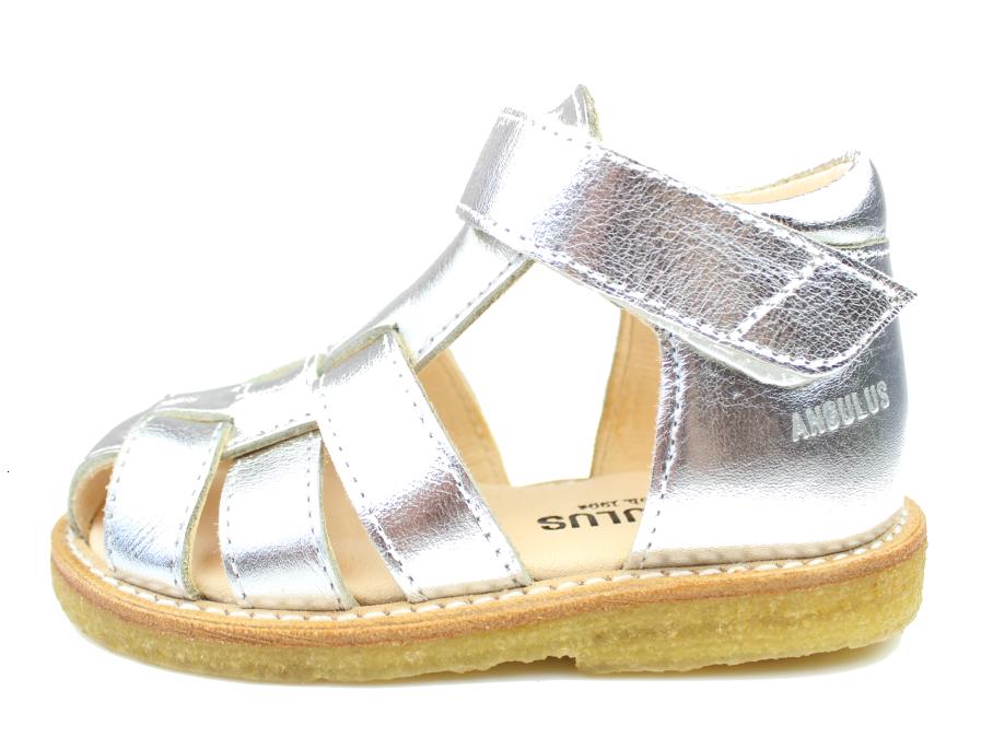 20f7734314f7 Angulus sandal sølv