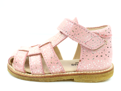 Angulus sandal coral glimmer