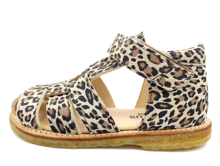 109985c4f156 Angulus sandal leopard