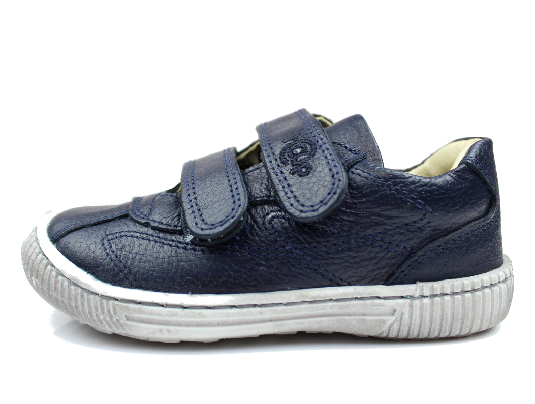 c9a2966c2ab RAP sko blå med velcro | 55-5710T-30 navy | str. 24-30 | UDSALG og ...