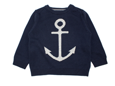 Wheat pullover Anchor navy