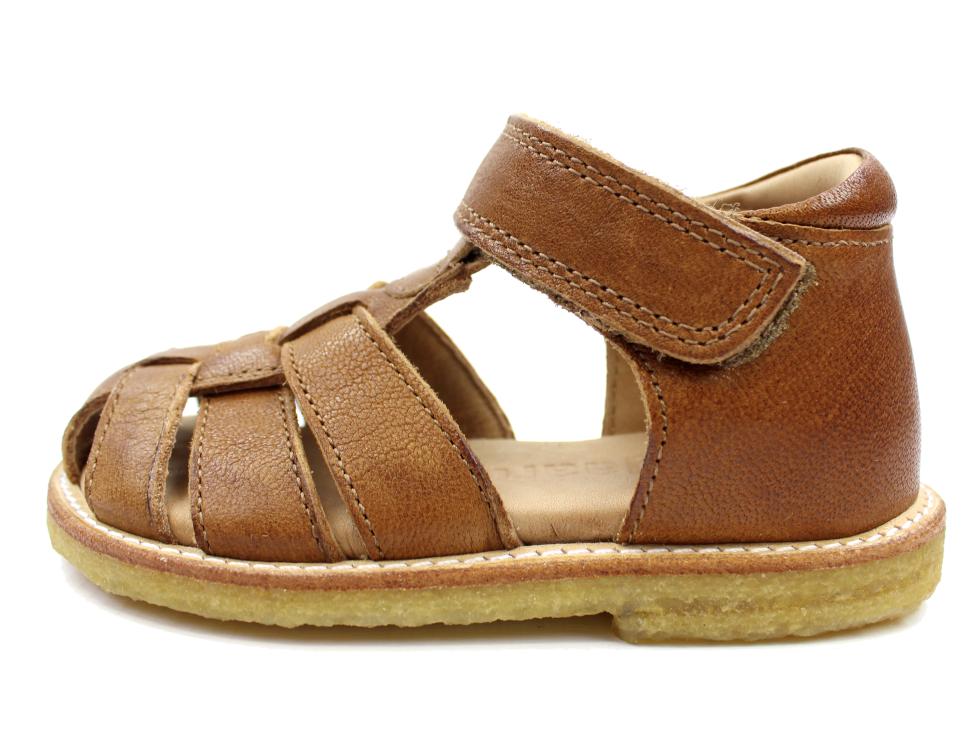34cf8db355e Bisgaard sandal cognac | 70503.118 501 Cognac | str. 21-29 | UDSALG