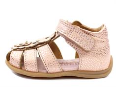 fd28d0b6175f Bisgaard sandal blush med blomster