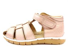 ba120bac77f7 Bisgaard sandal blush med velcro