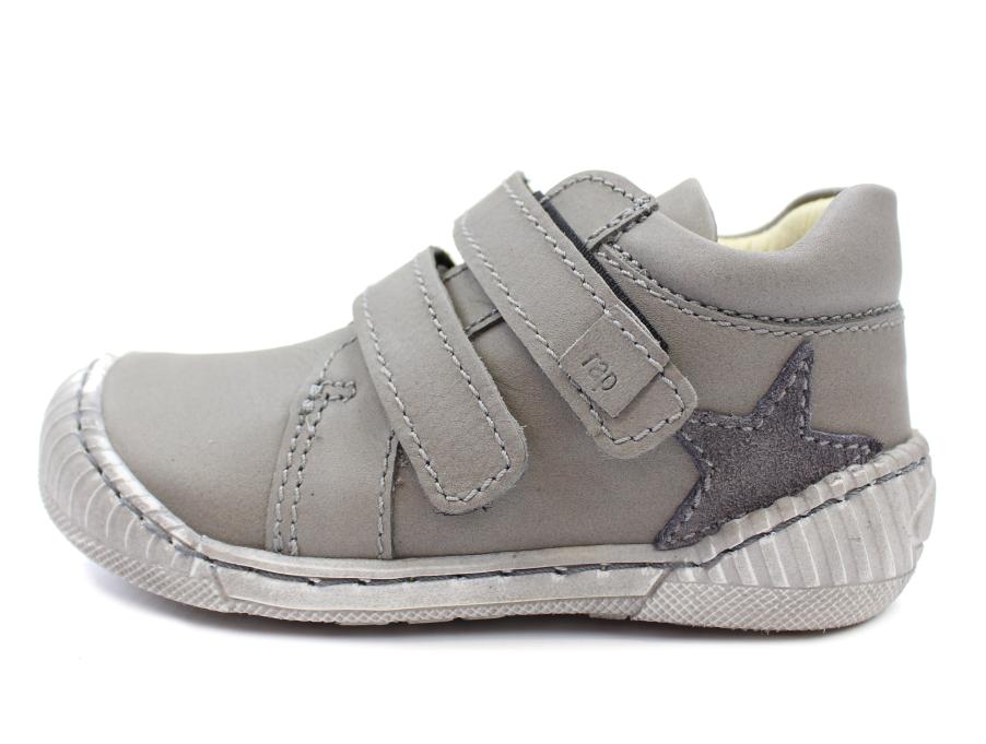 949505c8ea84 RAP sko grå med velcro