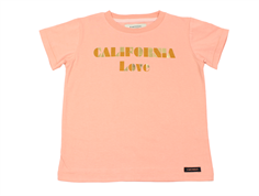 A Monday t-shirt California blooming dahlia