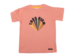 A Monday t-shirt Tres Bien canyon rose