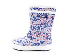 Aigle Lolly Pop gummistøvle sandy blue