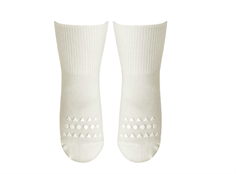 Bamboo Socks Off White