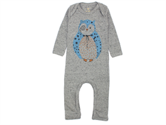Soft Gallery Ben Bodysuit Neppy Grey Melange Professor