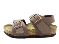 Birkenstock New York sandal mocca (medium-bred)