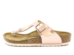 Birkenstock Gizeh sandal electric metallic copper med spænde (medium-bred)