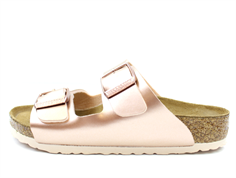 Birkenstock Arizona sandal electric metallic copper