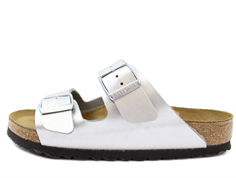 Birkenstock Arizona sandal silver (medium-bred)