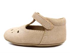ae0319dd300d BISGAARD sutsko - Køb hjemmesko og ballerinaer i læder og uld online ...