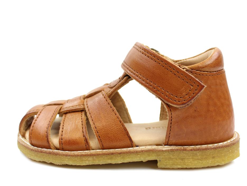ead0be8129b2 Bisgaard sandal cognac