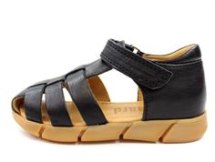 d991db774f7b Bisgaard sandal black med velcro