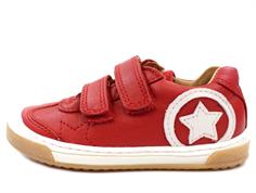 652fef292e5 Bisgaard sneakers rød med stjerne | 40332.119
