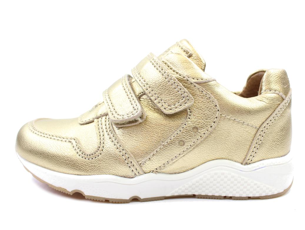 2746ca233afd Bisgaard sneakers guld