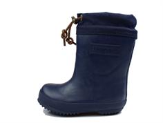 939ef869d94f Bisgaard vintergummistøvle blue med uldfoer