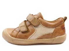5c2e56e93d6 Bundgaard Gall sneaker tan