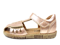 Bundgaard Manja sandal rose gold