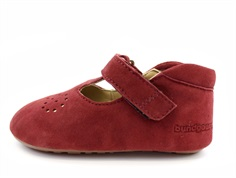 Bundgaard hjemmesko Mary bordeaux suede