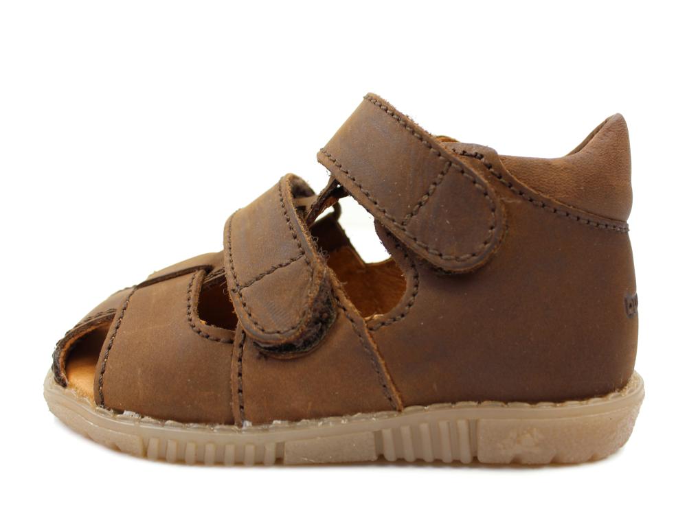 94278132533 Bundgaard sandal brun   Ranjo II   str. 20-25   UDSALG