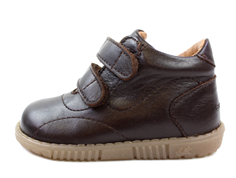 Bundgaard Ruby sko brown med velcro