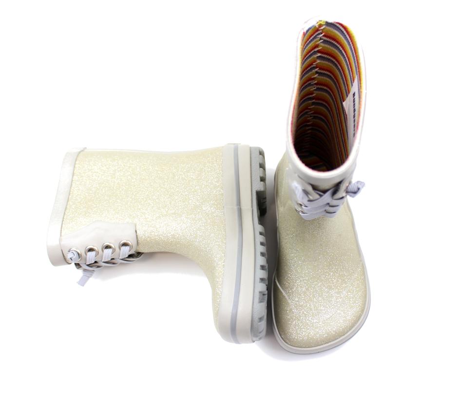 dacc1f68dda Bundgaard gummistøvle gold glitter | BG401010 classic rubber boot ...