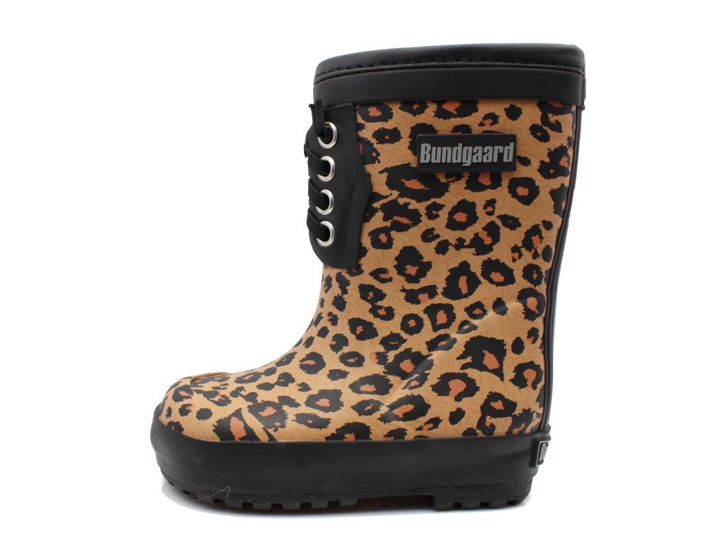 db32fe37a245 Bundgaard vintergummistøvle leopard