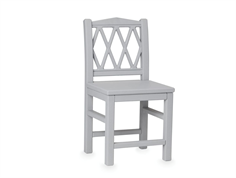 Cam Cam kids chair Harlequin grey