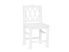 Cam Cam kids chair Harlequin white