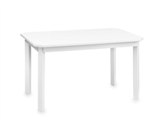 Cam Cam kids table Harlequin white